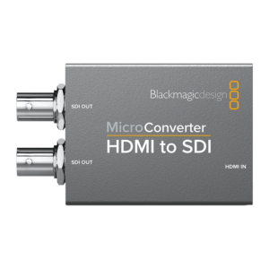 Black Magic HDMI to SDI Micro Converter