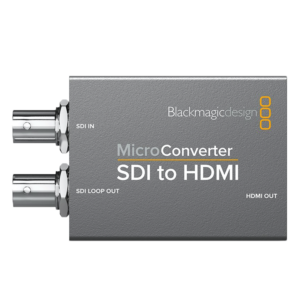 Black Magic SDI to HDMI Micro Converter